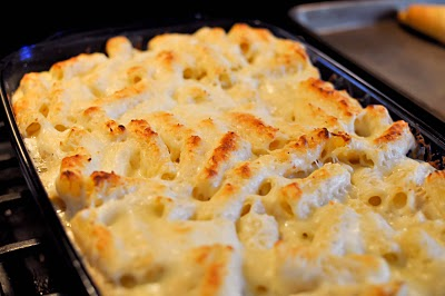 Cheese Pasta Bake | UW Hitching Post