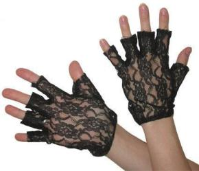 fingerless lace