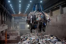 garbage lift