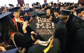 College grad