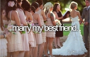 bestfriend marry