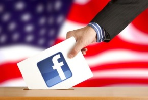 Facebook-election